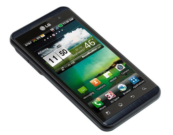 LG Thrill 4G CWM Recovery