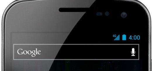 Male Voice in Galaxy Nexus