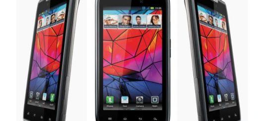 Motorola Droid RAZR Recovery