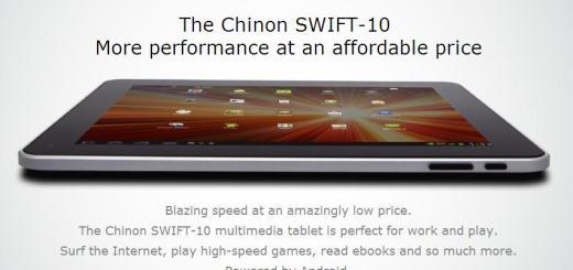 Chinon USA   SWIFT10