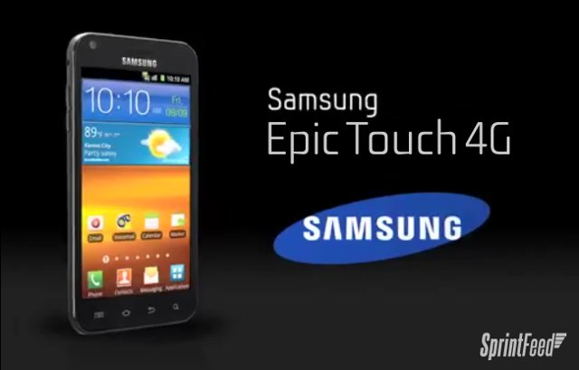 Samsung-Epic-Touch-4G-sprint-mobile