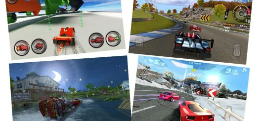 Racing Games Roundup Intro
