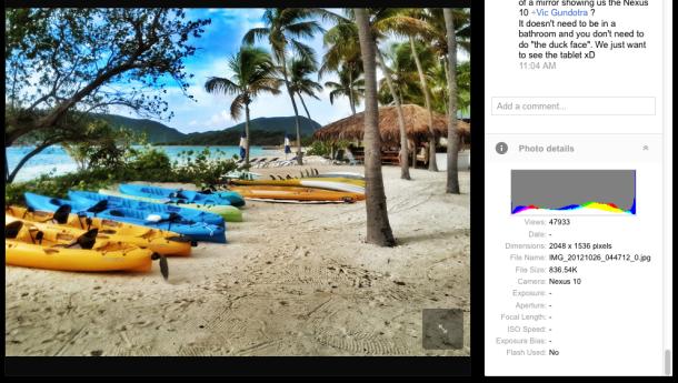 Nexus 10 Images leak