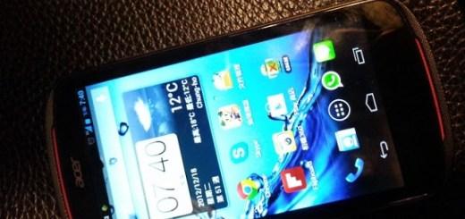 Acer V360 Front