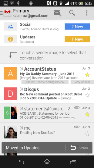 Gmail v4.5 Features01