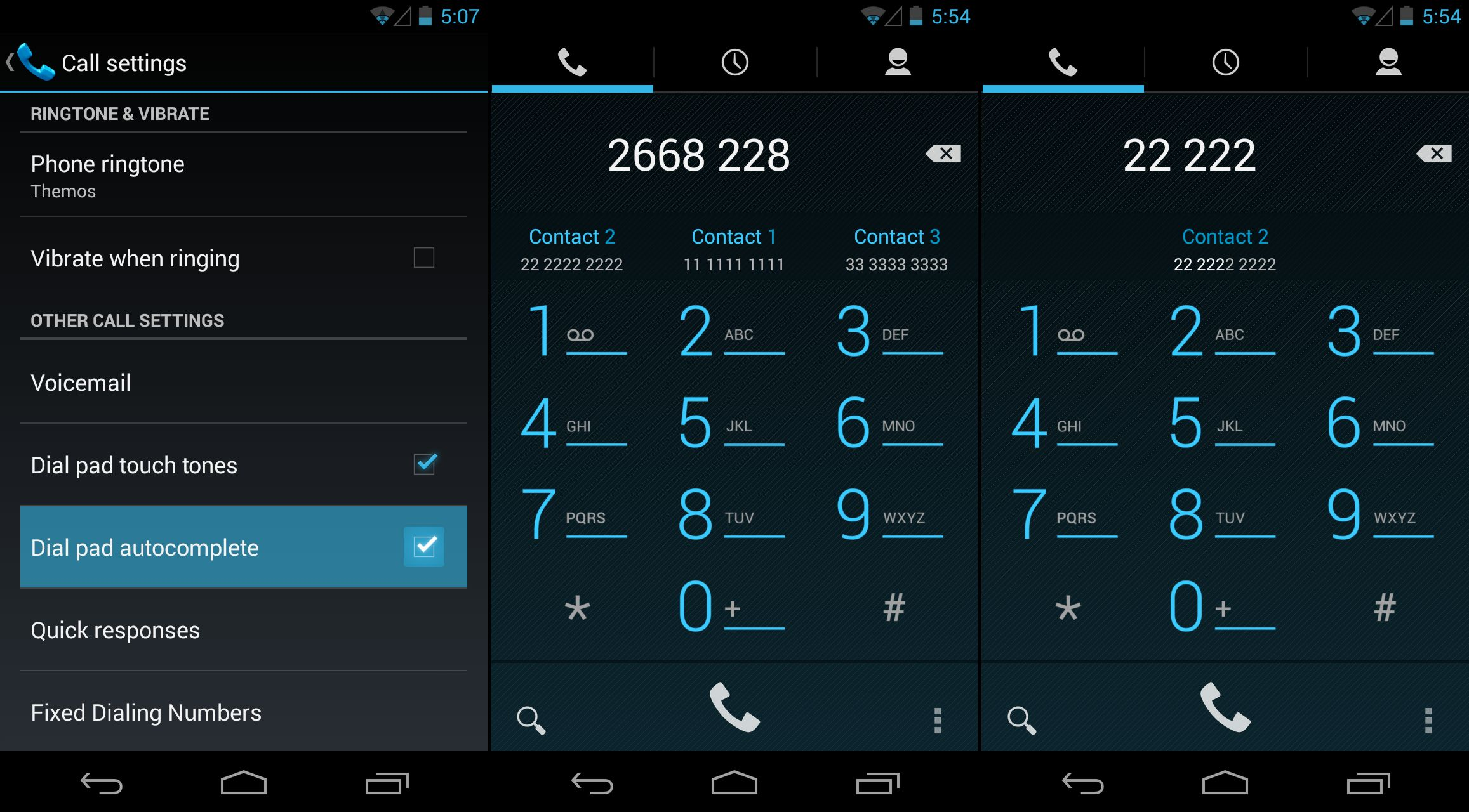 New Features In The Leaked Android 4 3 Jelly Bean System