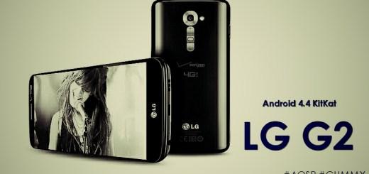 Verizon LG G2 KitKat Update - Unfficial