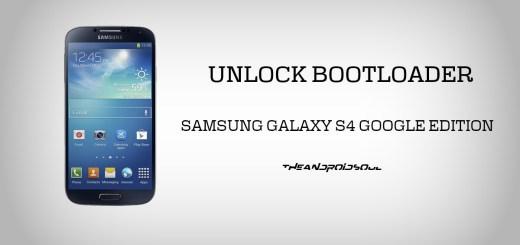 Google-edition- Samsung-Galaxy-S4-Bootloader-Unlocking-Files