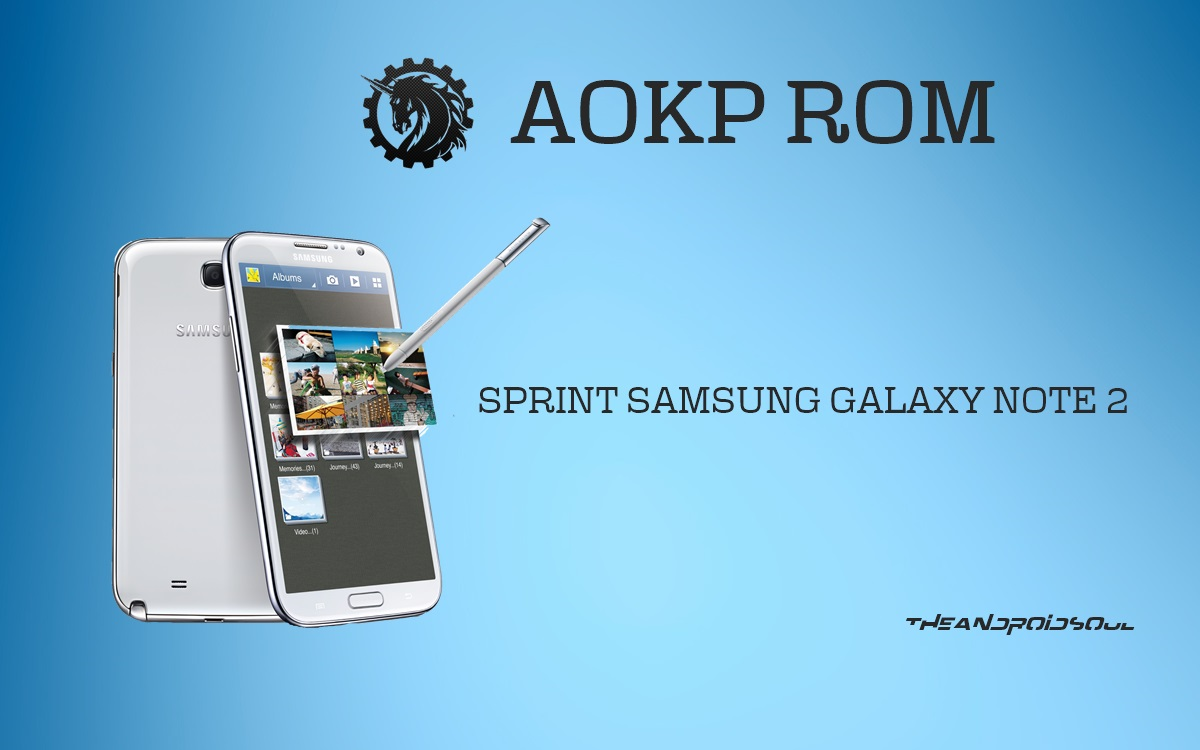 Update Sprint Samsung Galaxy NOTE 2 to Android 4.4.2 KitKat with