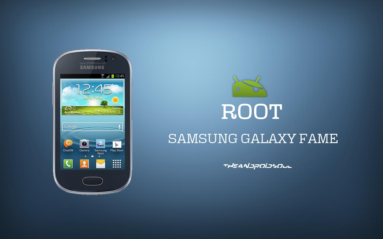 ... Root your Samsung Galaxy Fame GT-S6810 with Motochopper Root Tool