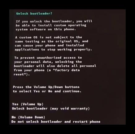 Unlock Bootloader Nexus 9