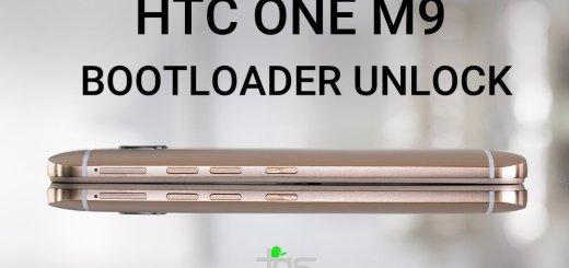HTC One M9 Bootloader Unlock