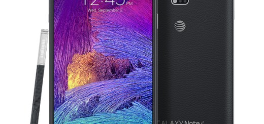 AT&T Galaxy Note 4