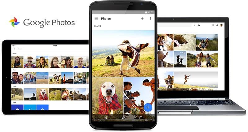 New Google Photos