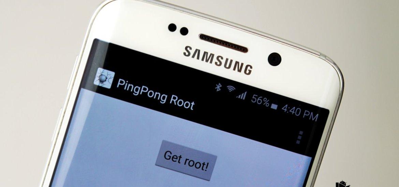 PingPongRoot Galaxy S6
