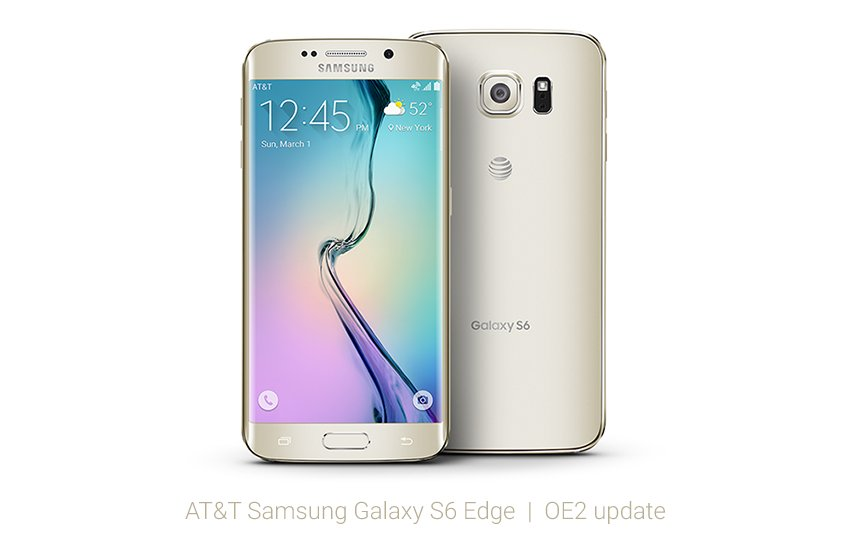 Root AT&T Galaxy S6 Edge Update OE2