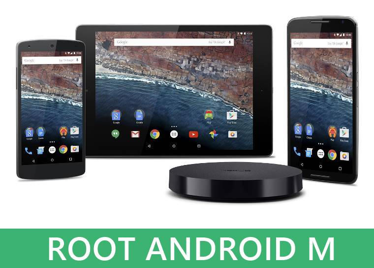 Root Android M
