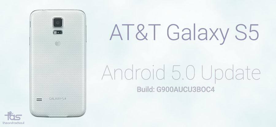 AT&T Galaxy S5 Lollipop Odin Tar