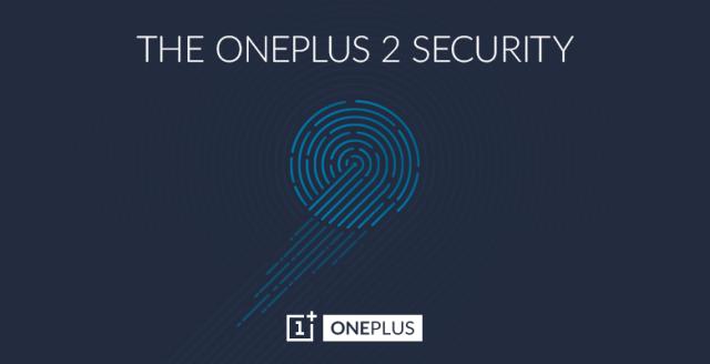 oneplus 2 fingerprint scanner