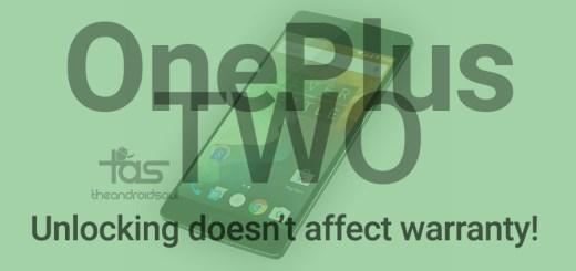 OnePlus Two Warranty on bootloader unlock