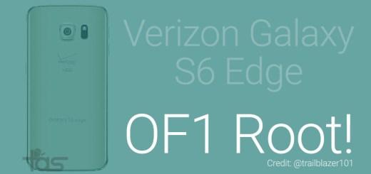 root OF1 verizon galaxy s6 edge
