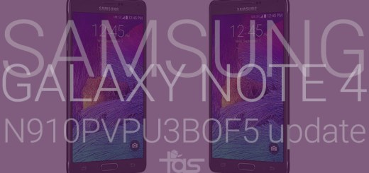 sprint galaxy note 4 update OF5
