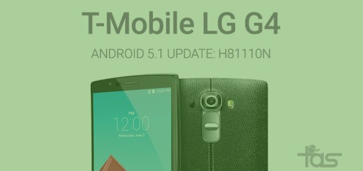 T-Mobile LG G4 Android 5.1 Update