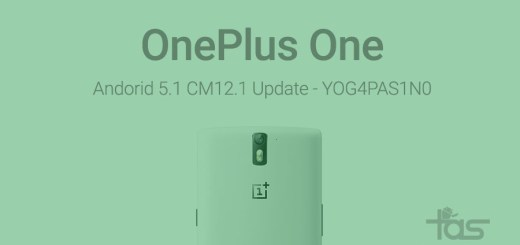 YOG4PAS1N0 update oneplus one android 5.1