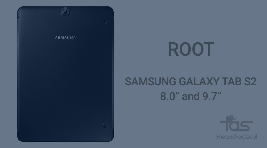 Galaxy Tab S2 Root