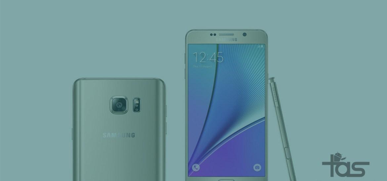 Galaxy Note 5 multi user