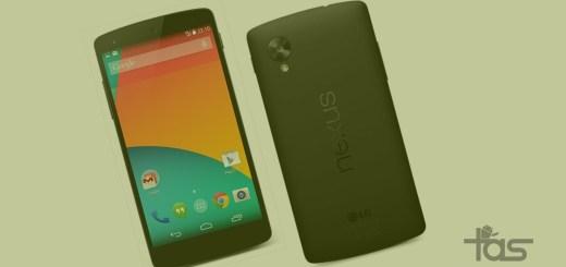 Nexus 5 Marshmallow OTA update