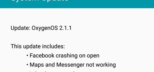 OnePlus 2 OxygenOS update 2.1.1