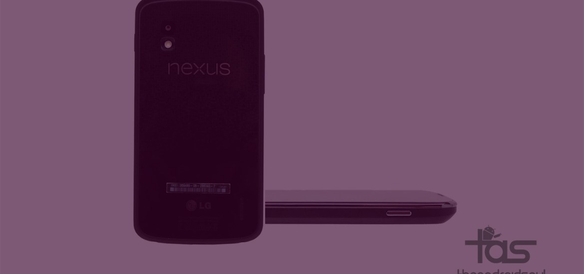 nexus 4 Marshmallow custom rom