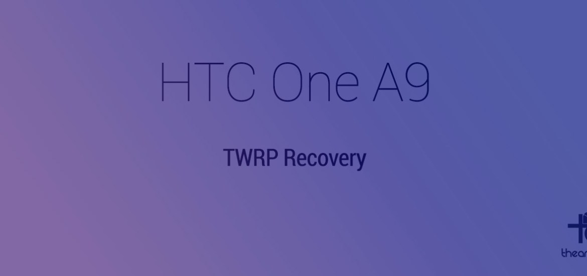 One A9 TWRP
