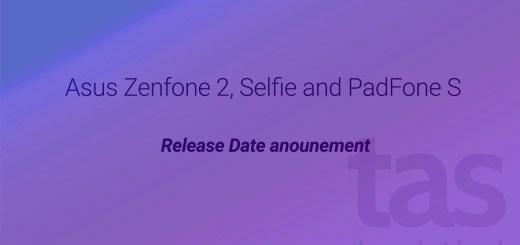 Zenfone 2 Marshmallow update announcement