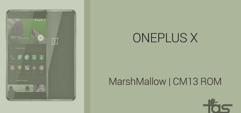 oneplusxcm13