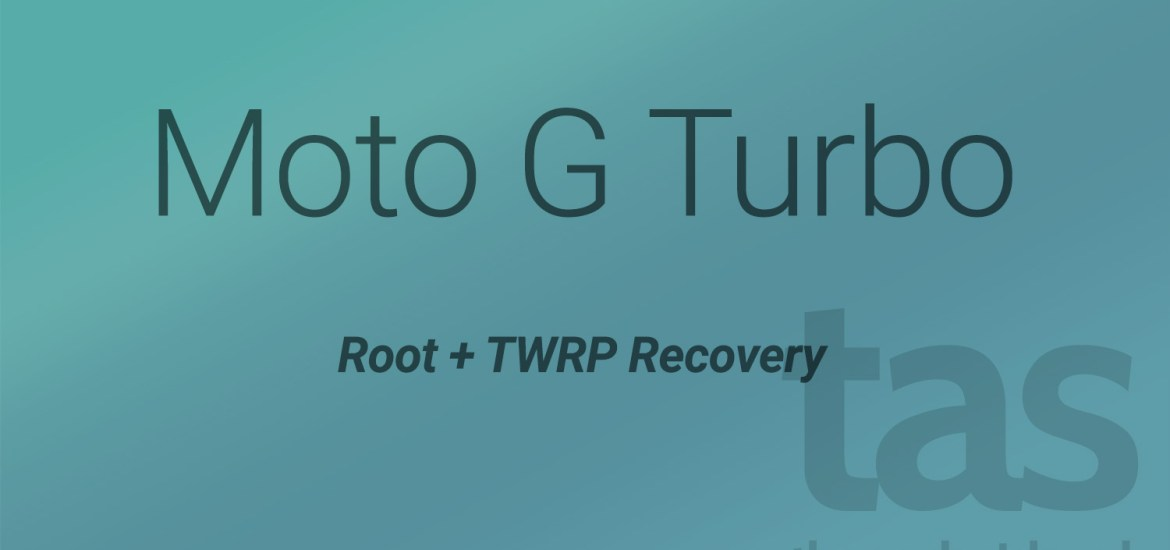 moto g turbo root