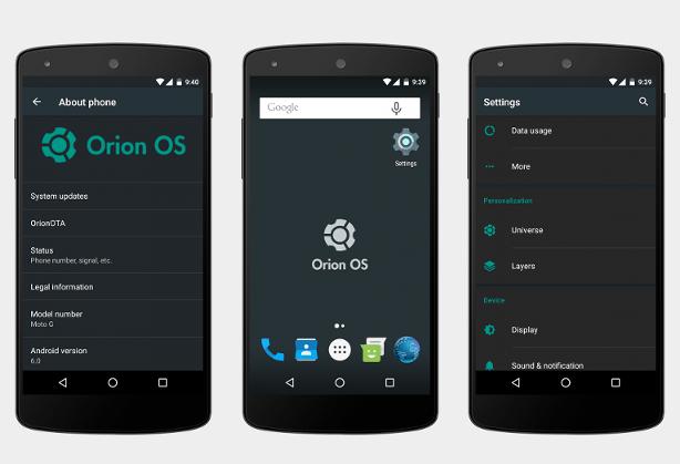 Orion OS