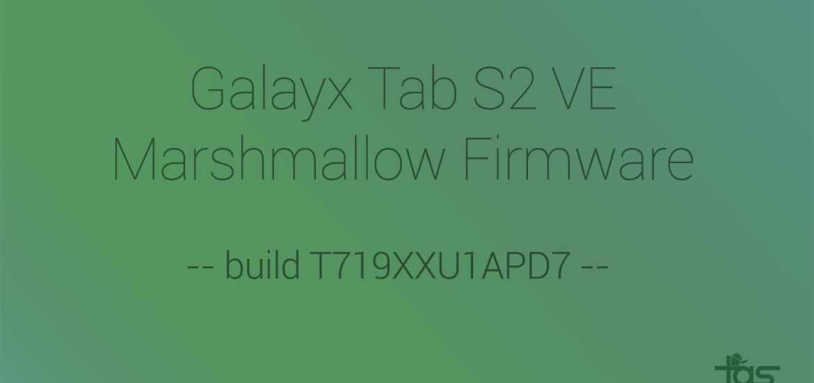 tab s2 value edition firmware
