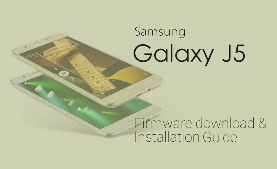 galaxy j5 2015 stock firmware