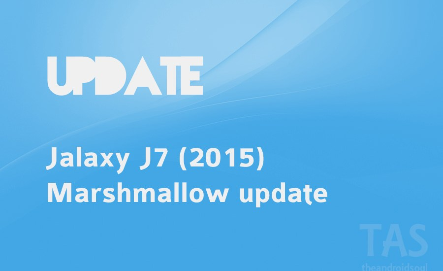 galaxy j7 Android 6.0 update pf2