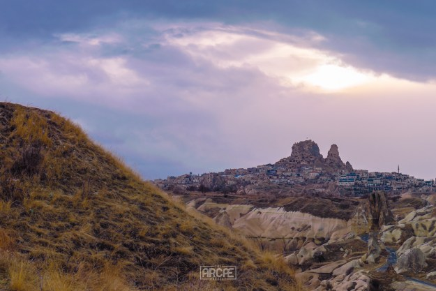 Göreme seen from Sunset Point