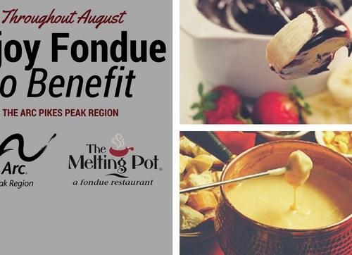 Fondue and Wine Benefit 2016