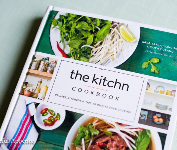 The Kitchn Cookbook, by Sara Kate Gillingham and Faith Durand