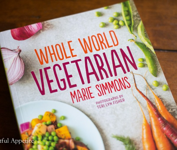 Whole World Vegetarian by Marie Simmons