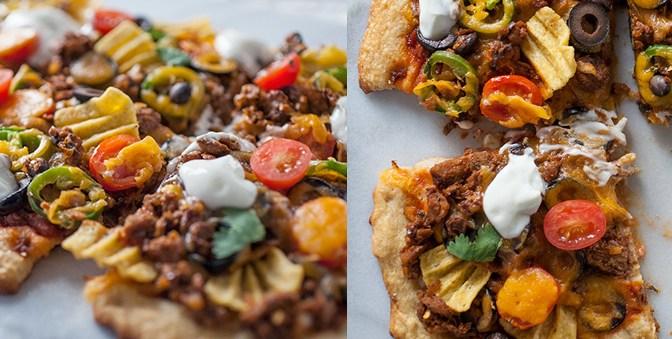 Seriously Delicious Taco Pizza