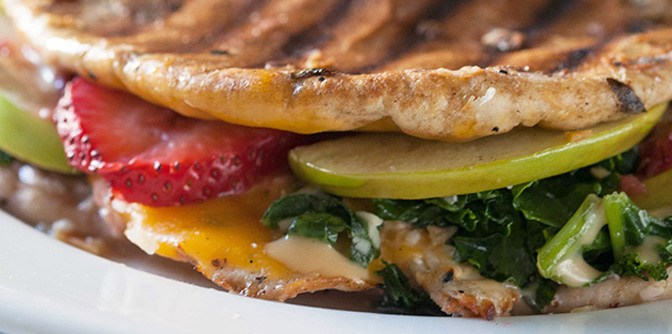 California Dreamin' Grilled Cheese