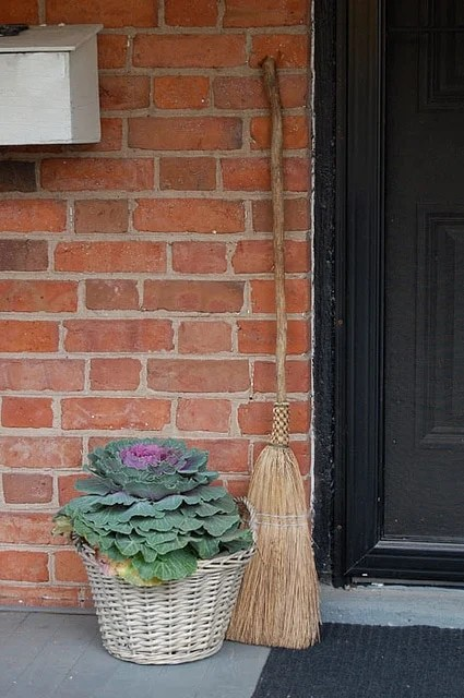 Front Porch Broom