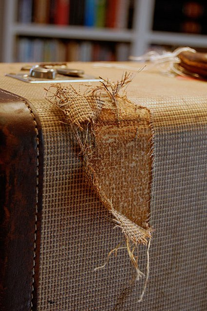 Old Suitcase 4
