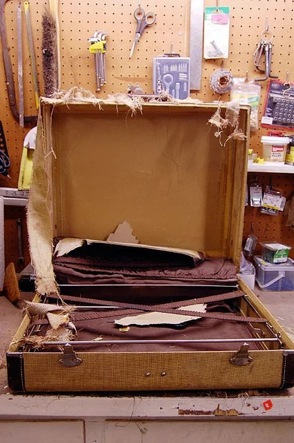 Old Suitcase 8